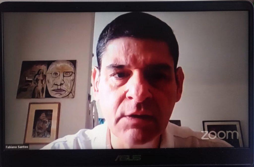 Fabiano Satos - debate Cebrap